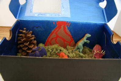 How To Make Aquarium At Home With Shoe Box