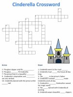cinderella crossword puzzle