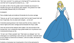 This is an image of Punchy Cinderella Story Printable