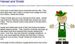 hansel and gretel summary fairytale