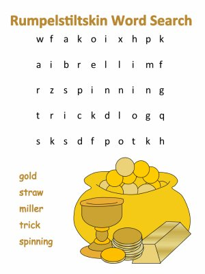 ... children and a more challenging word search for older kids and adults