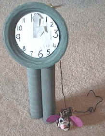 Clock And Mouse Craft