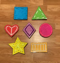 Shapes Sewing Craft